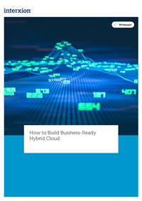 Build Hybrid Cloud