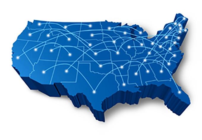 consolidación del centro de datos de EE. UU.