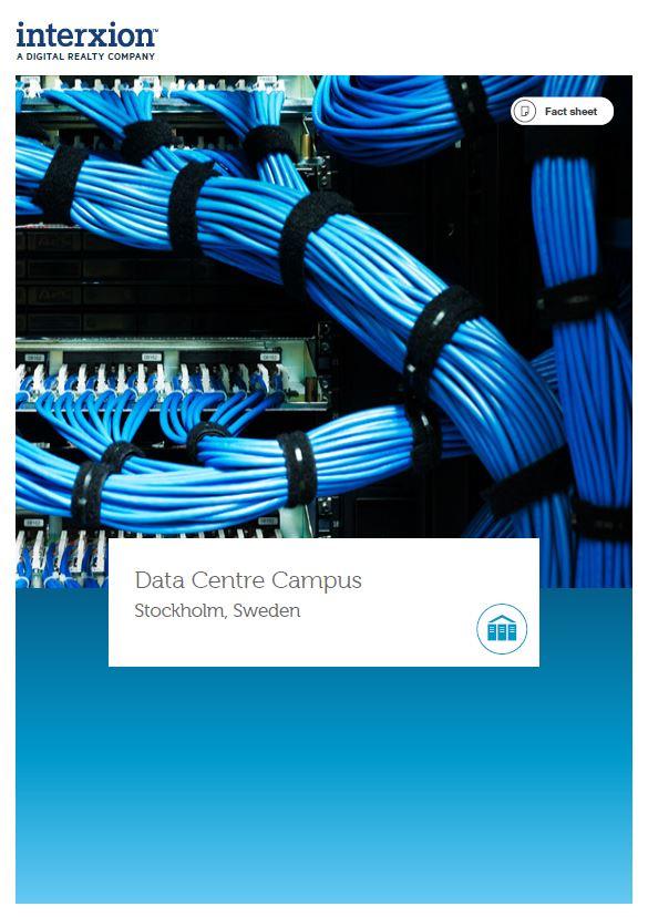 Factsheet Stockholm Campus