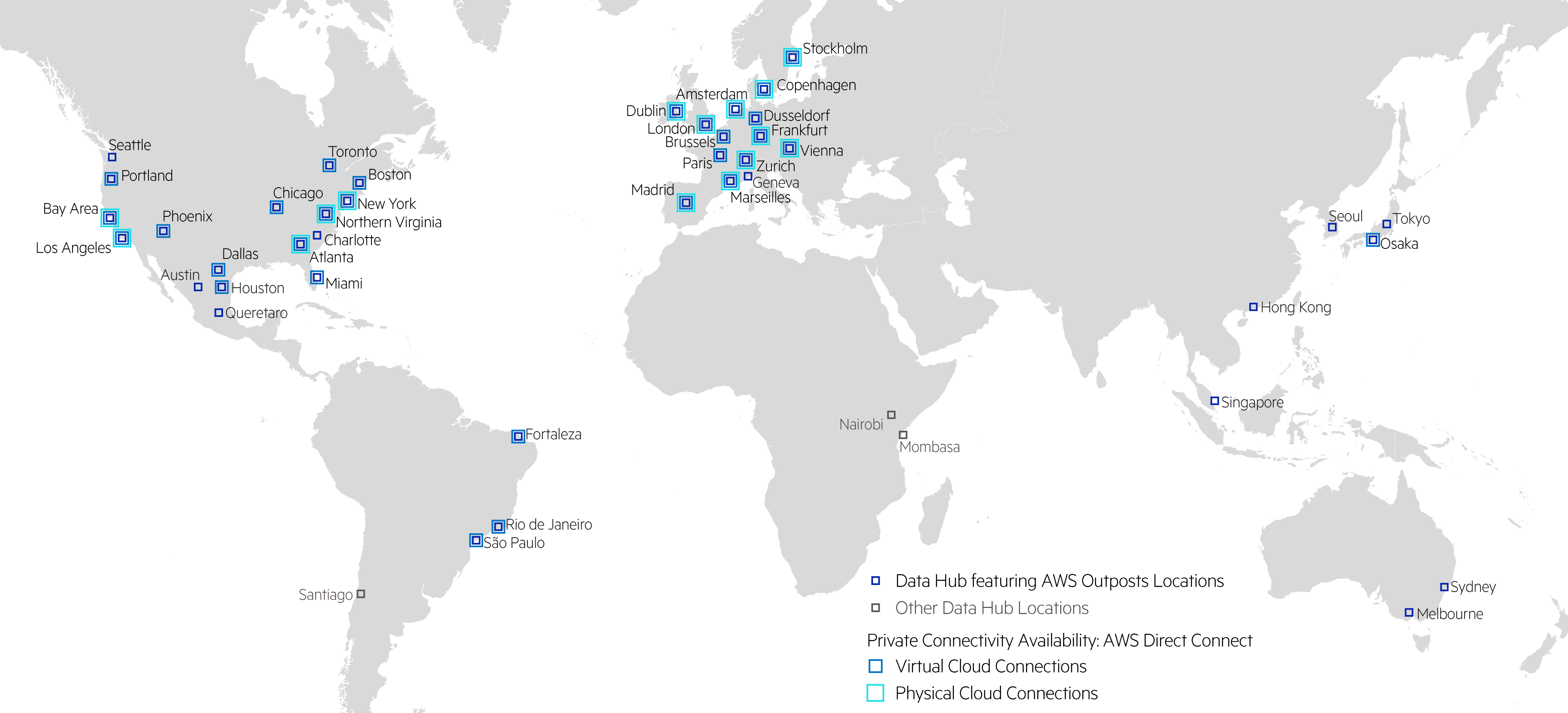 Availability Map