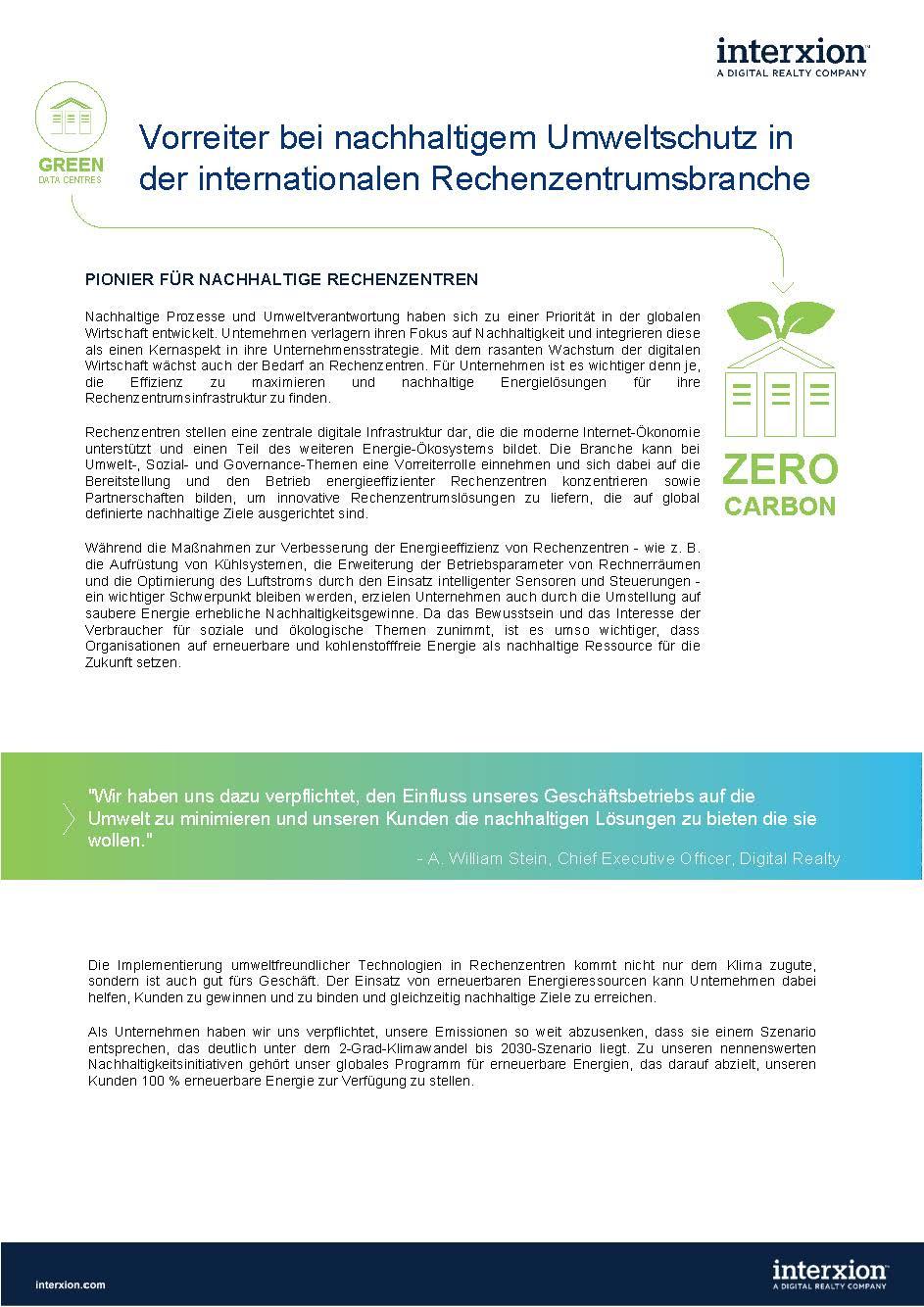 Sustainability FS