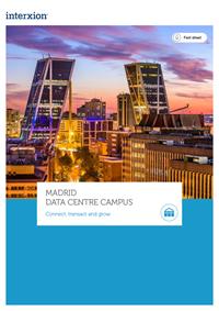 Interxion Madrid Campus