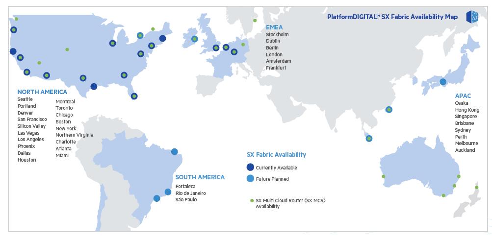 Availability Map