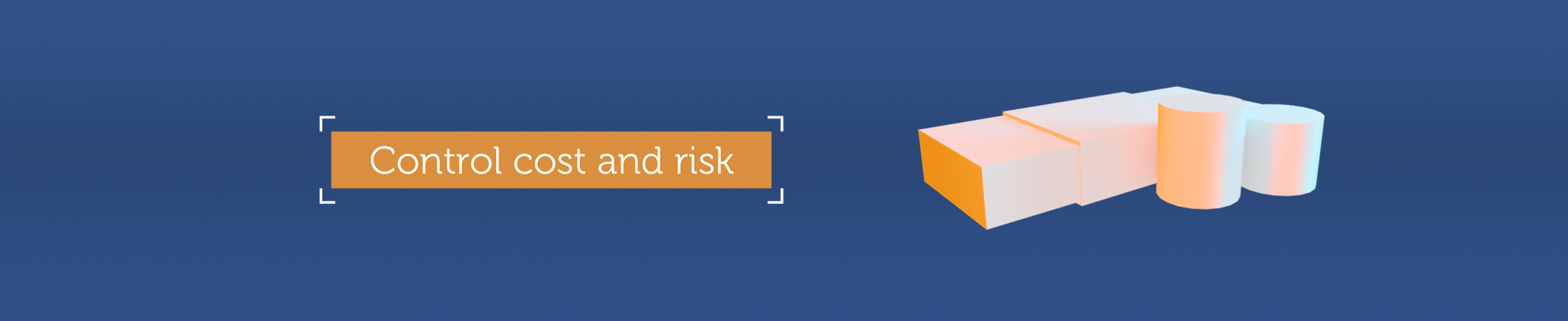 Control cost and risk - mobilebanner