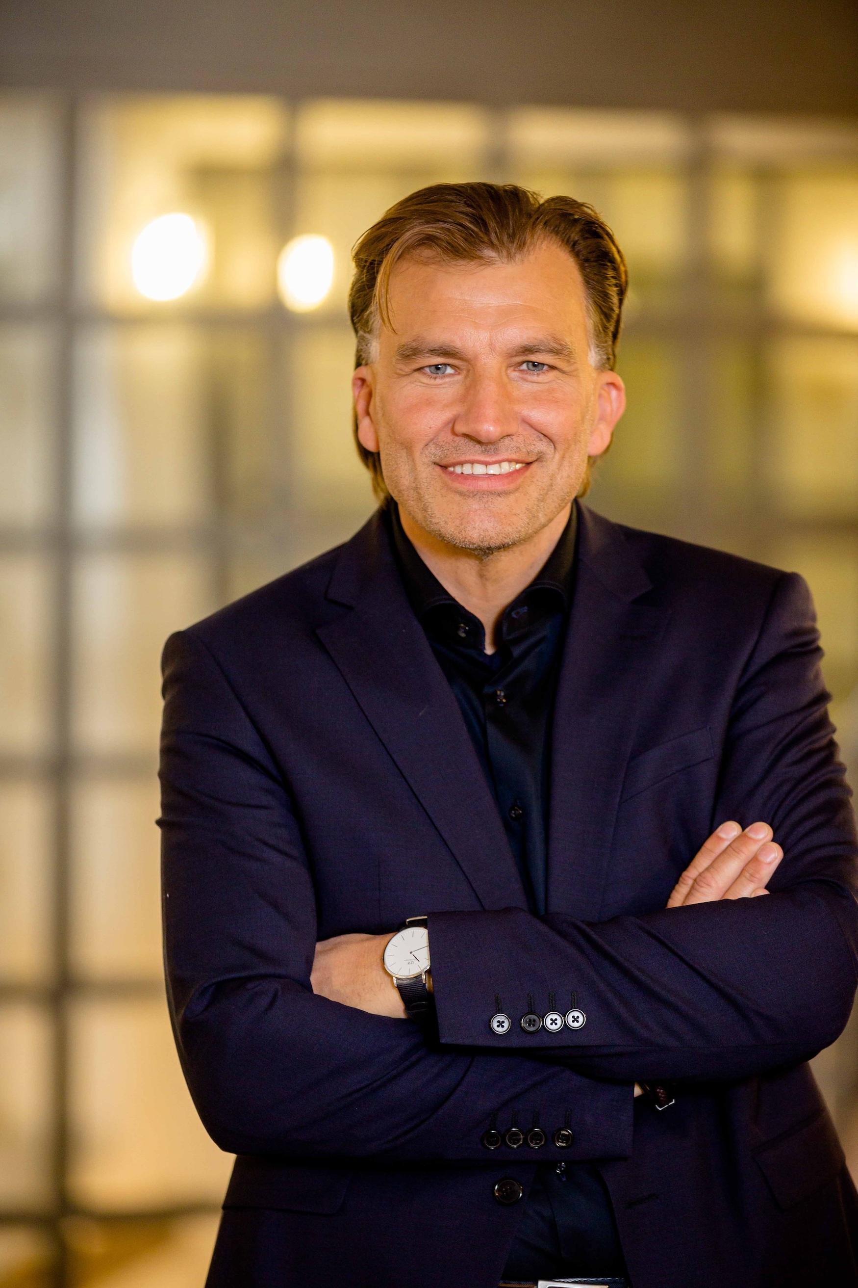 Christian Zipp neuer Vice-President Interxion