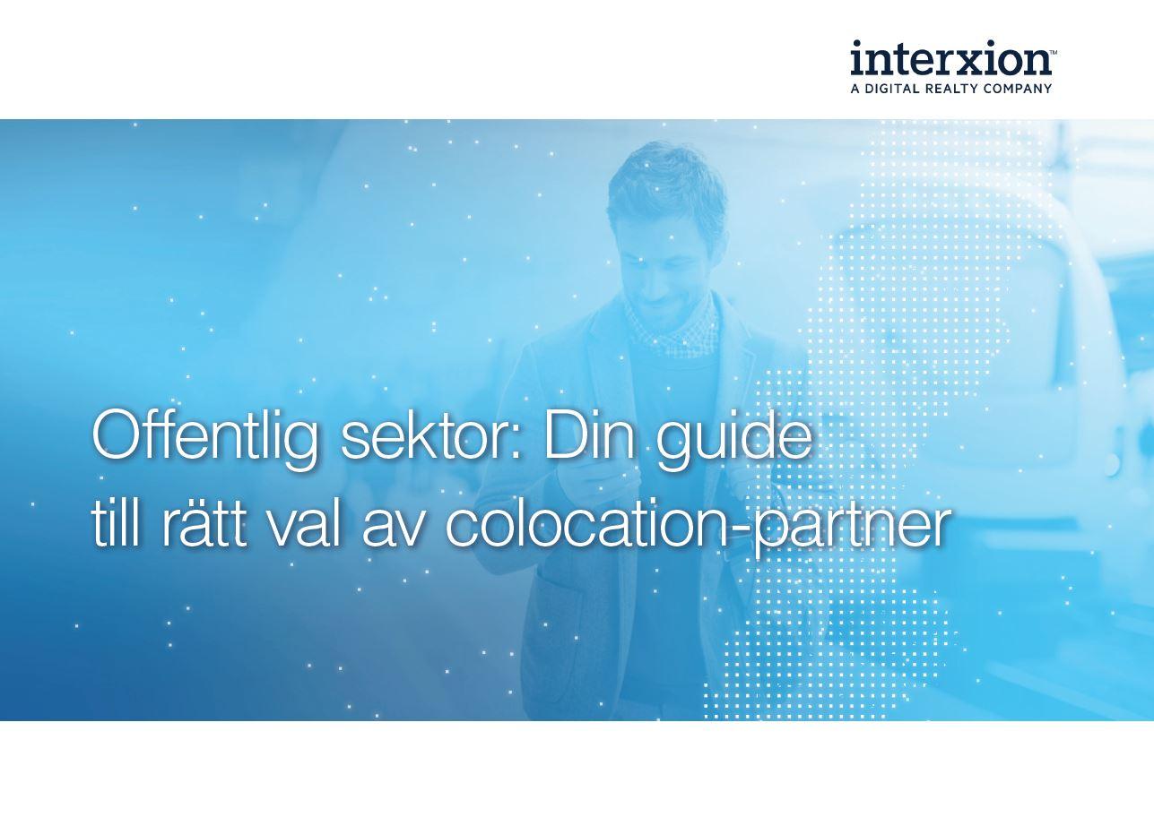 publik sektor datacenter guide