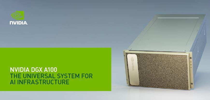 NVIDIA DGX A100, Interxion and Scan Business