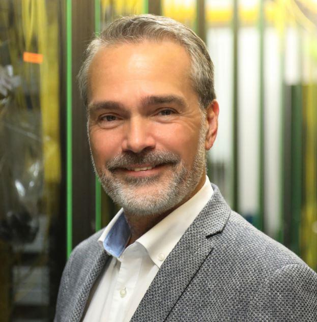 Martin Madlo, Managing Director bei Interxion Österreich