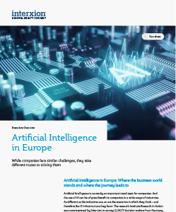 Artificial Intelligence in Europe: Download
