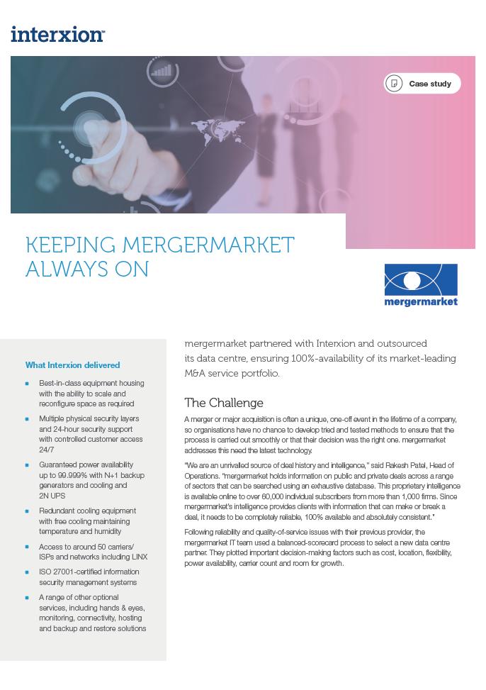 mergermarketcasestudy