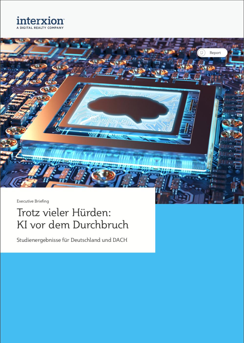Preview Studienreport KI & Digitale Transformation