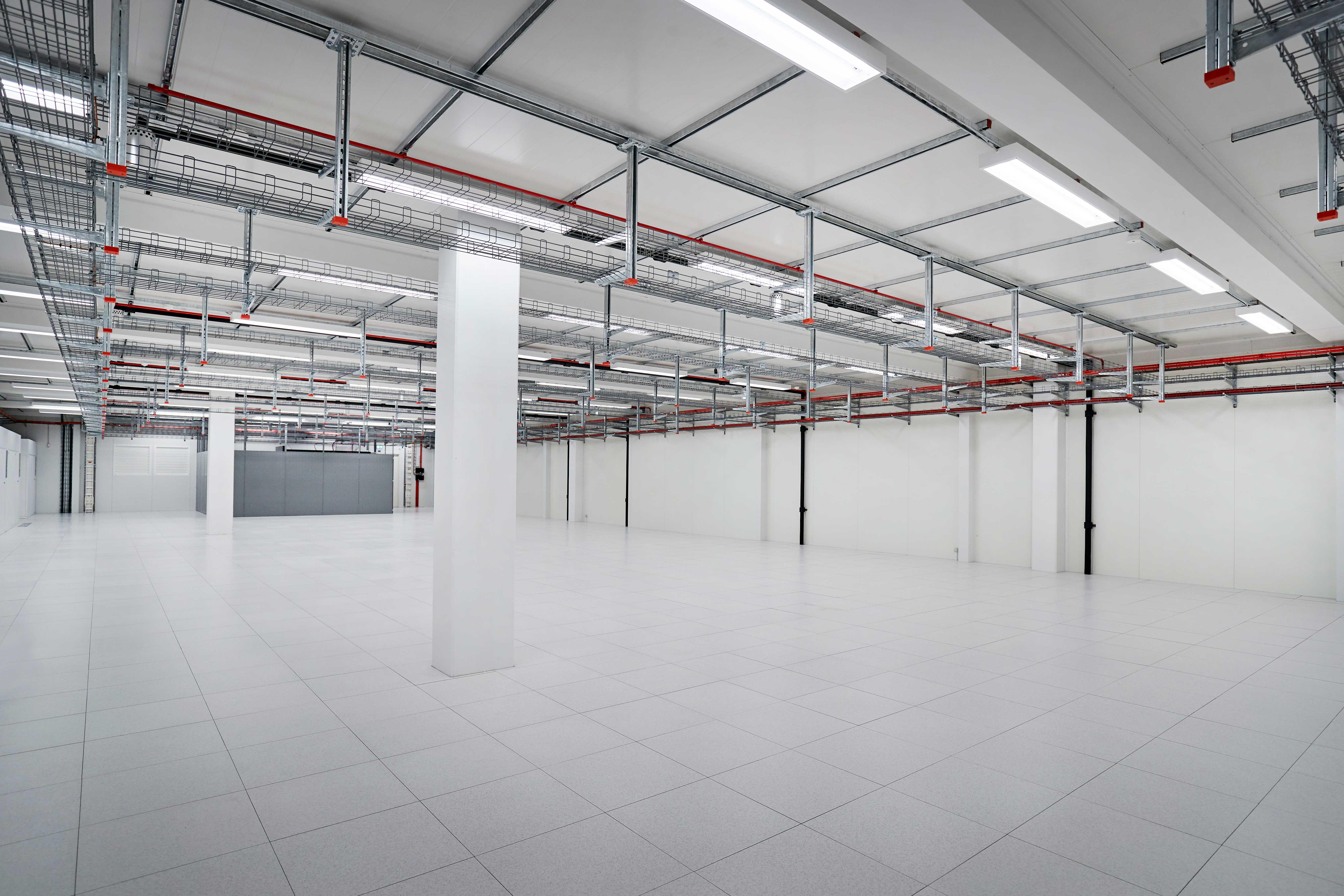 Interxion - CPH2 Datacenter
