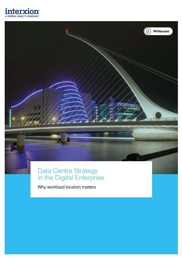 Data Centre Strategy in the Digital Enterprise