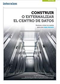 externalizar el centro de datos