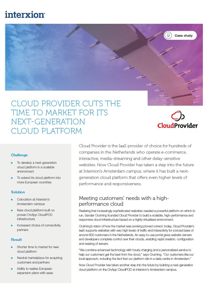 cloudprovidercasestudy