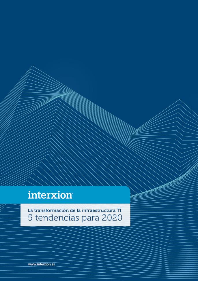La transformación de la infraestructura TI