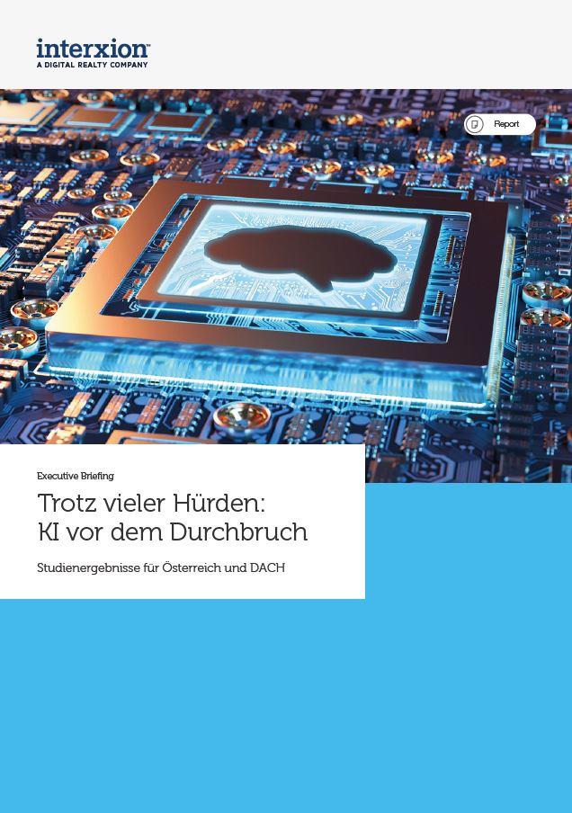 Interxion RIA Studie Österreich