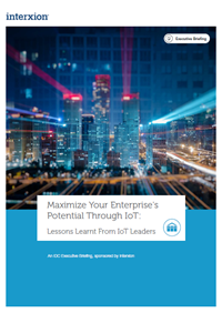 Maximér potentiale IoT