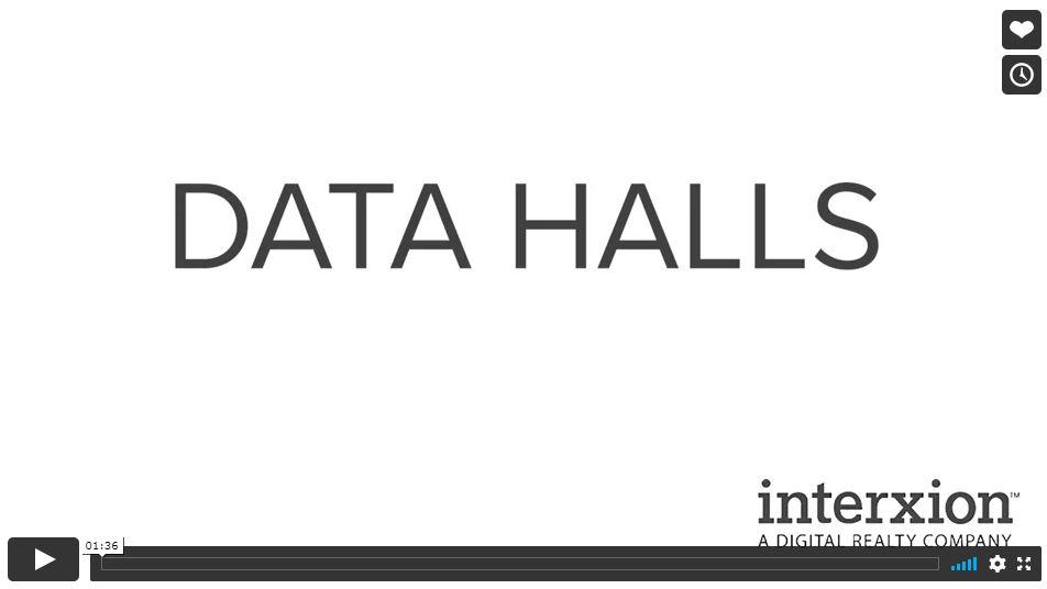 data halls