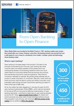 Open banking to open finance