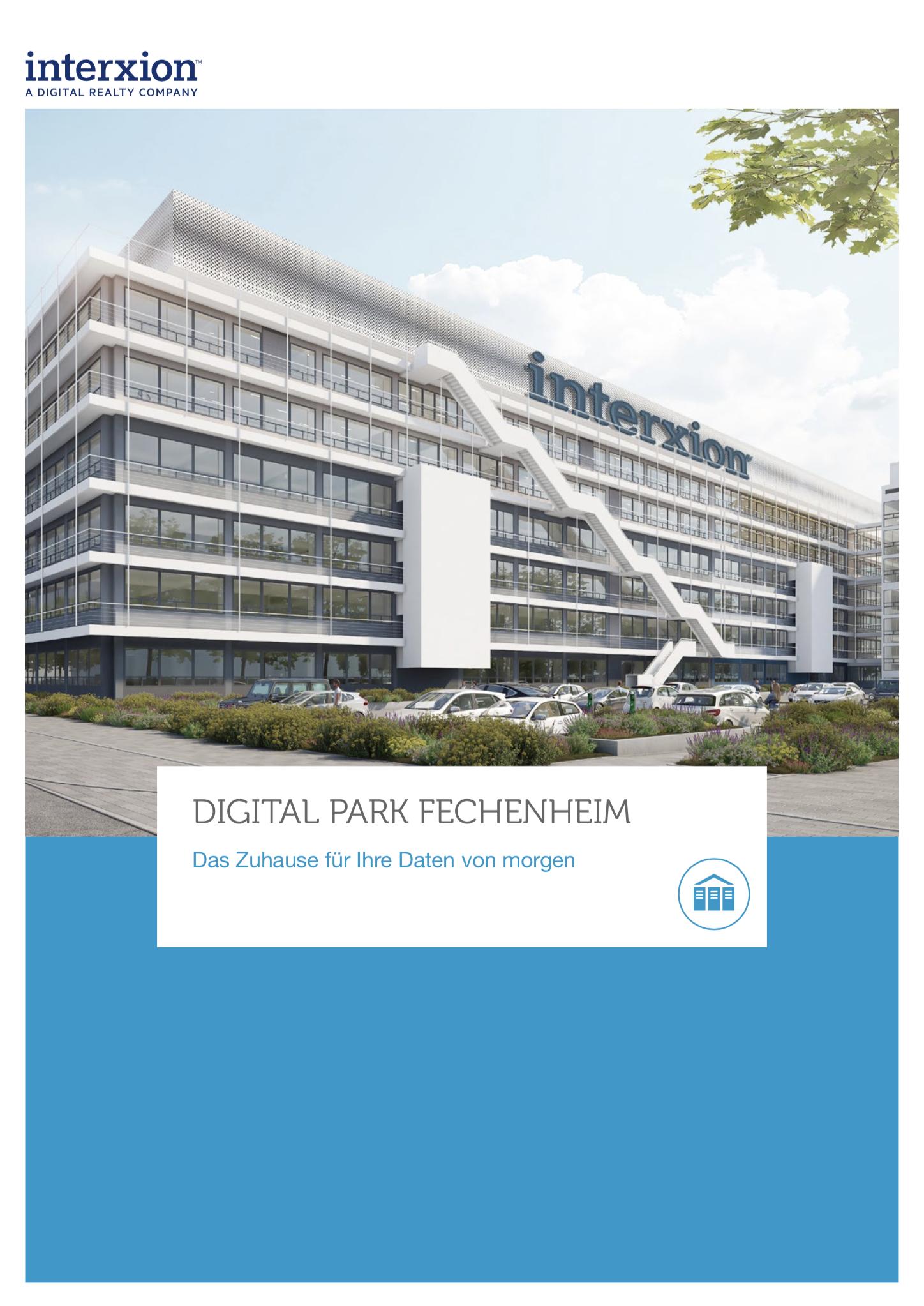 Digital Park Fechenheim - Das Zuhause für Ihre Daten von morgen