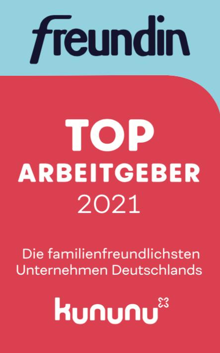 Interxion ist Top Arbeitgeber 2021