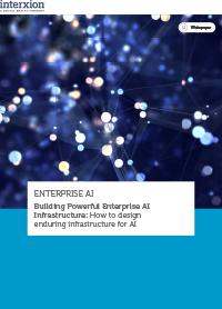 Vilken infrastruktur krävs för att hantera verksamheters AI-miljöer? - Download
