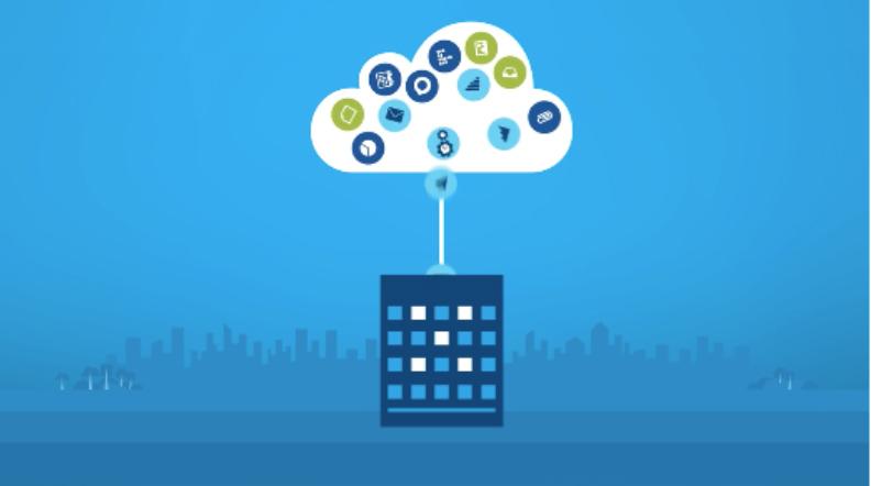 Verschillende mogelijkheden van colocatie voor een hybride cloud omgeving