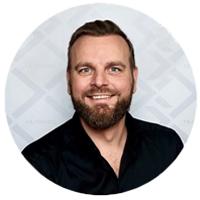 Thomas Ástin Jensen, Country Manager, Nutanix