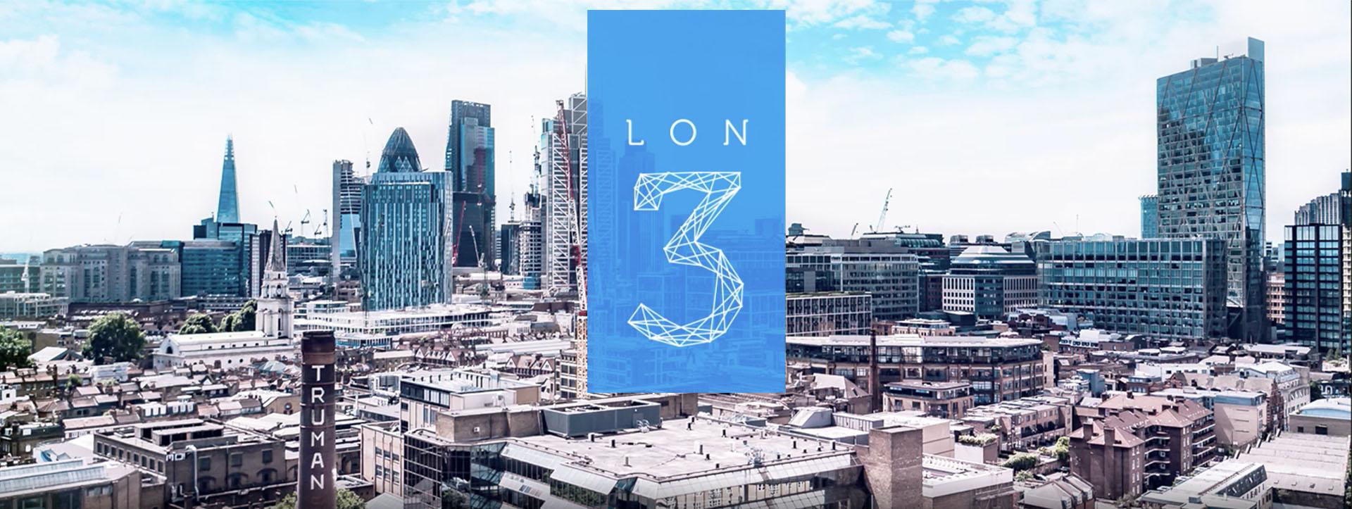 Lon3 - London Data Centre