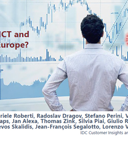 How has COVID-19 Changed Industry ICT and Emerging Technology Investments in Europe