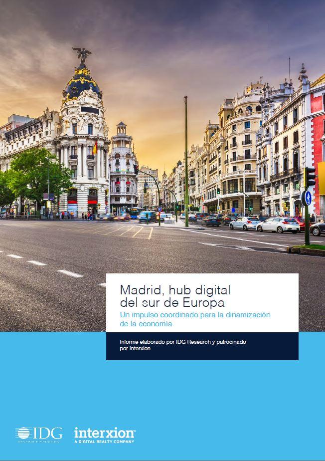 madrid hub digital interxion