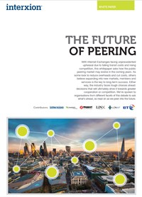 future of peering