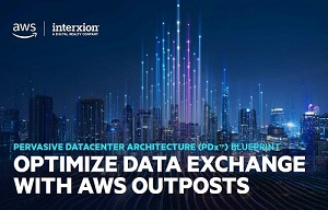 Pervasive Datacentre Architecture (PDx®): AWS Outposts Blueprint cover