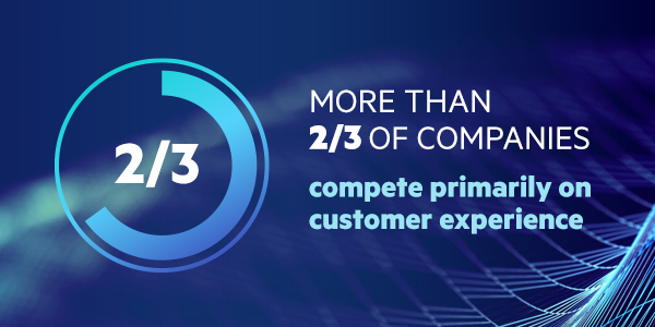 Customer Experience Relies on IT Infrastructure