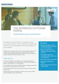 customerportalfactsheet