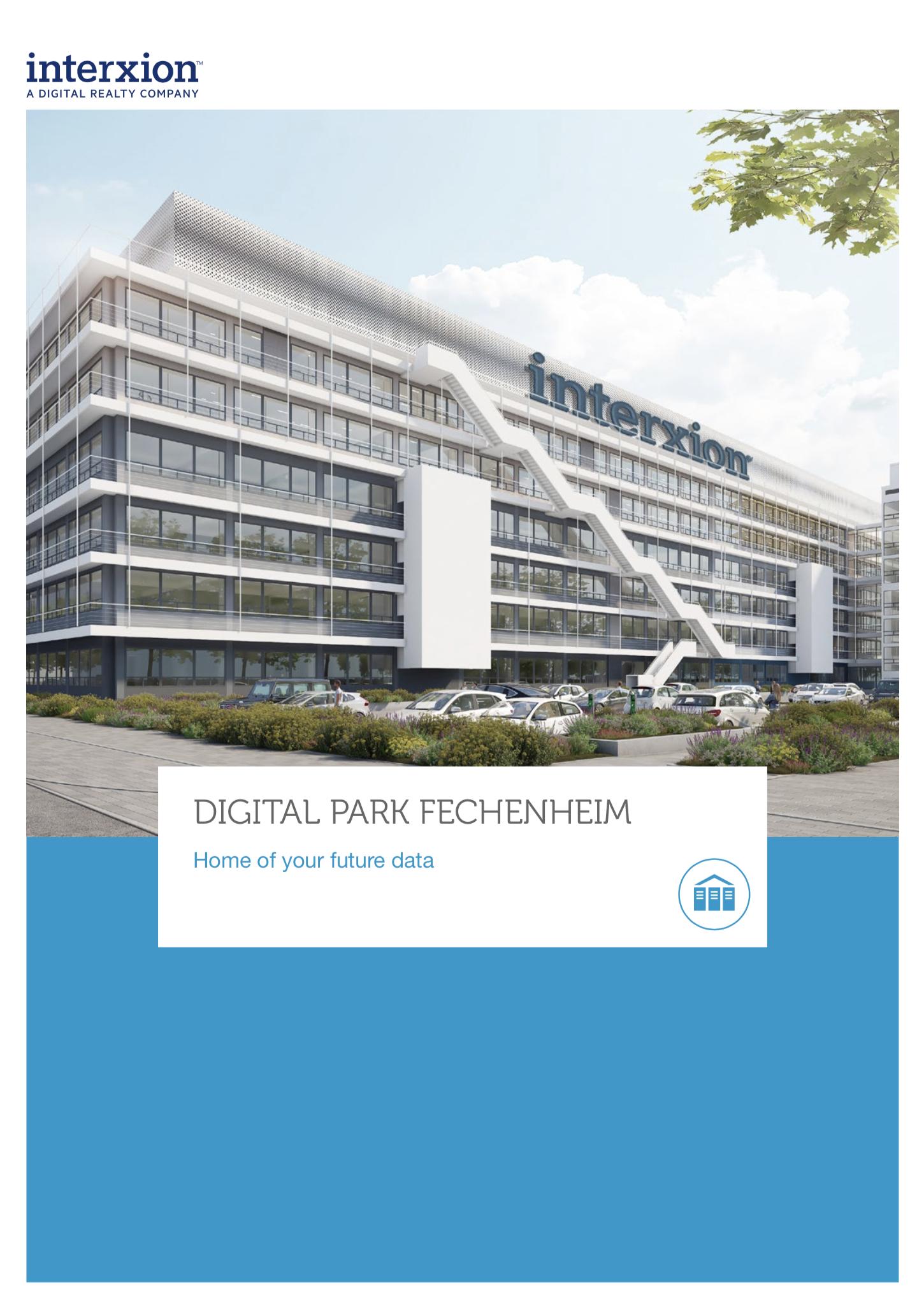 Digital Park Fechenheim - Home of your future data