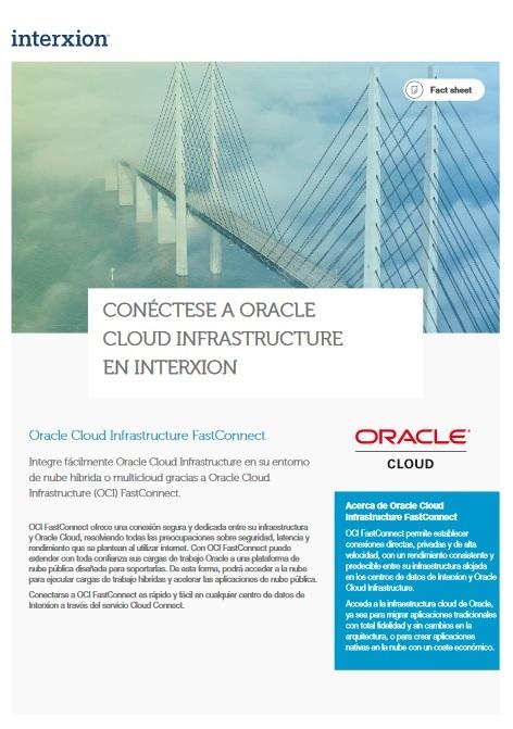 Oracle ES