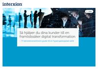 framtidssäker digital transformation