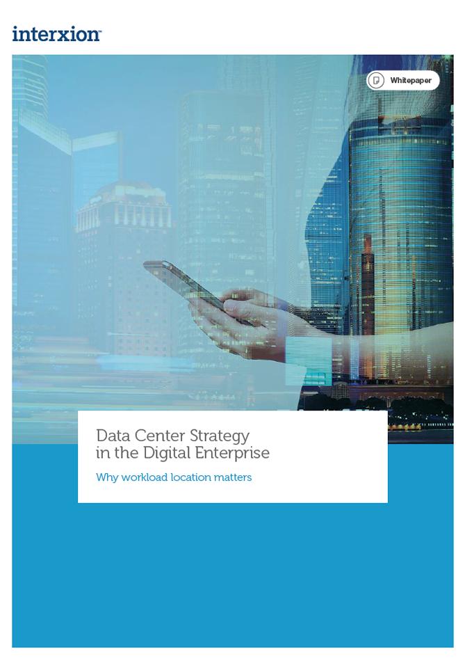Datacenterstrategie in de digitale onderneming