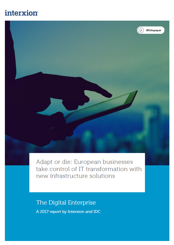 digital enterprise idc