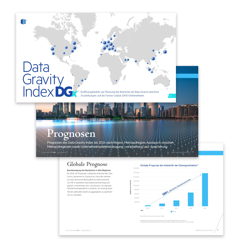 Data Gravity Index DGx Report 1.5