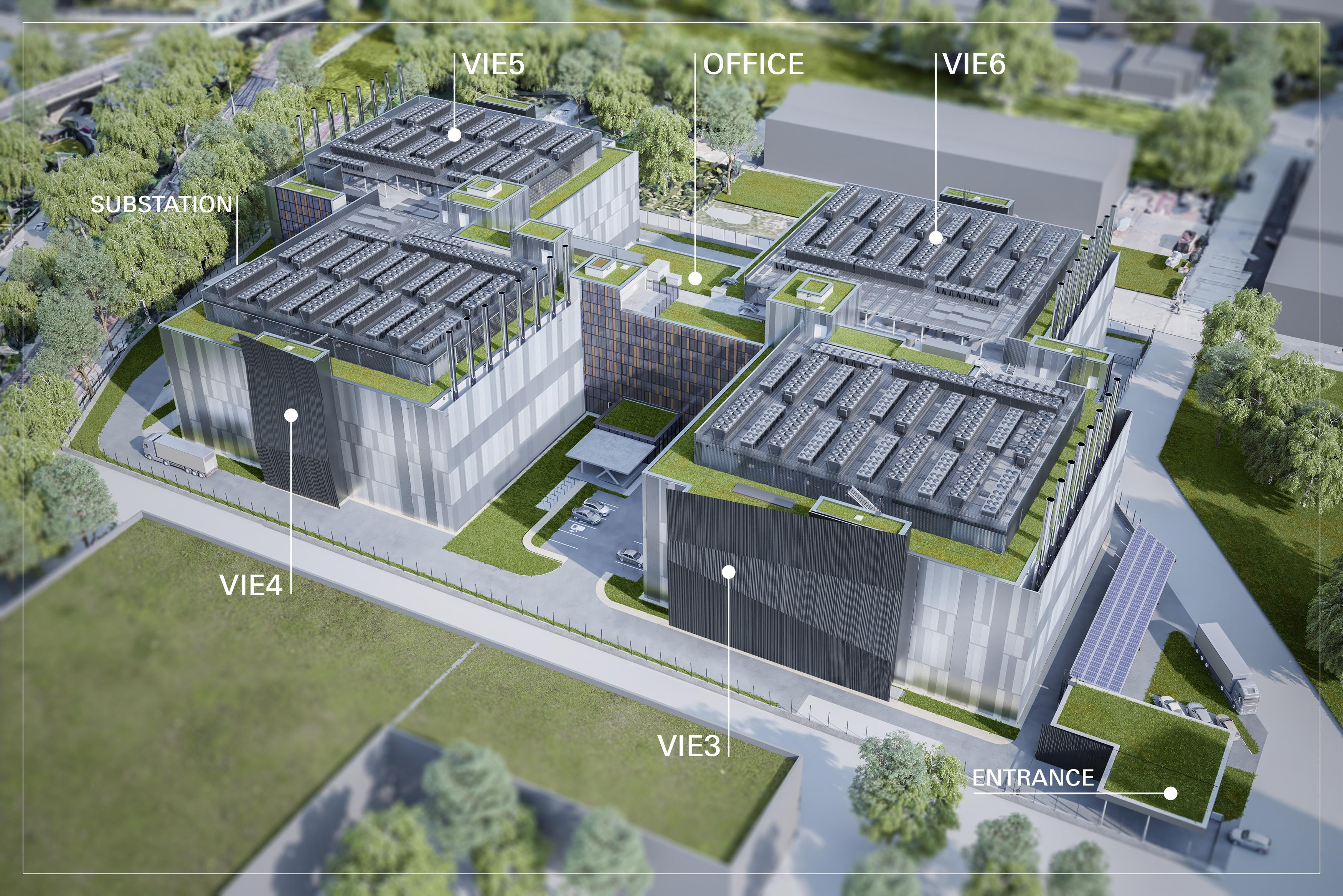 VIE3 Visualisierung Park