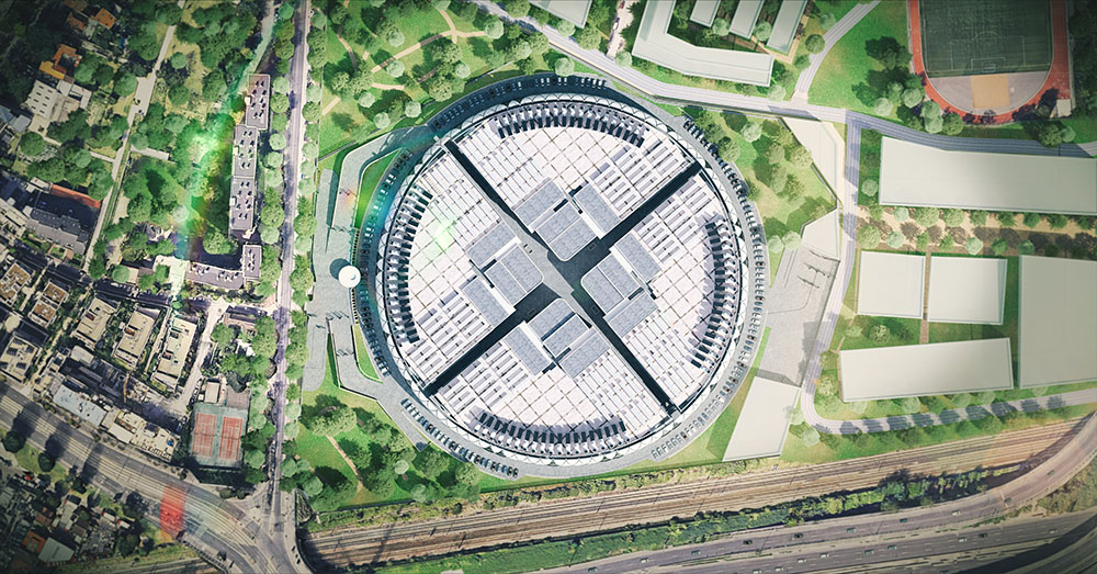Interxion Paris Digital Park